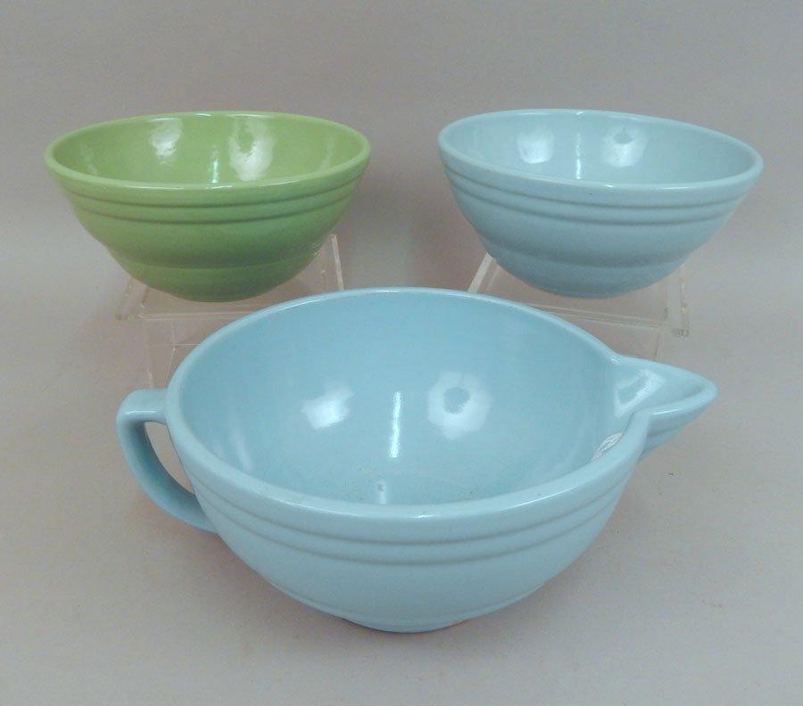Set of nesting bowls and mixing bowls - 2