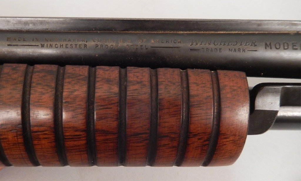 Winchester Model 42 pump action .410 gauge shotgun - 3