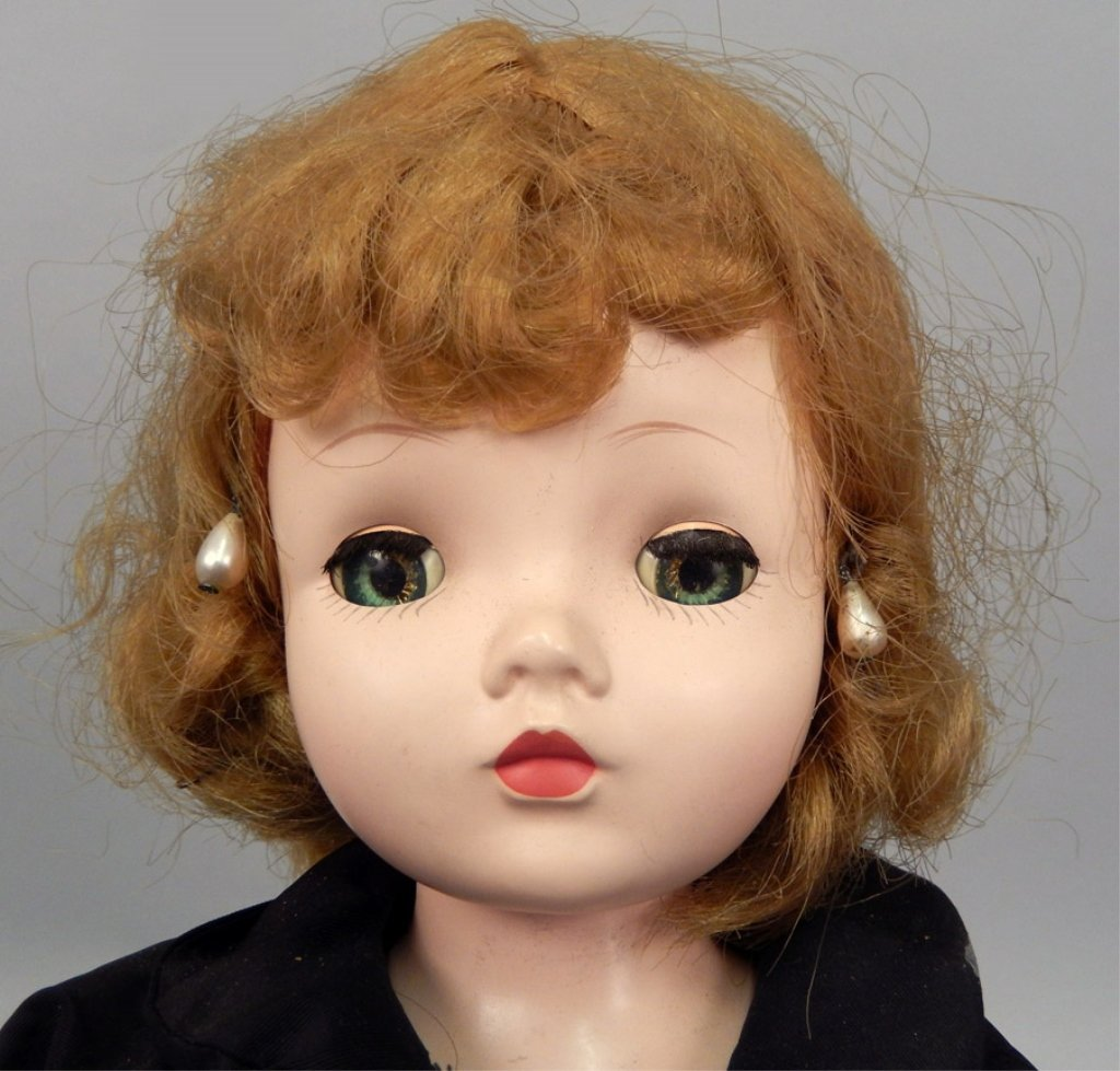 Madame Alexander Cissy doll in tagged dress