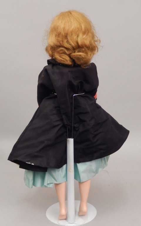 Madame Alexander Cissy doll in tagged dress - 2