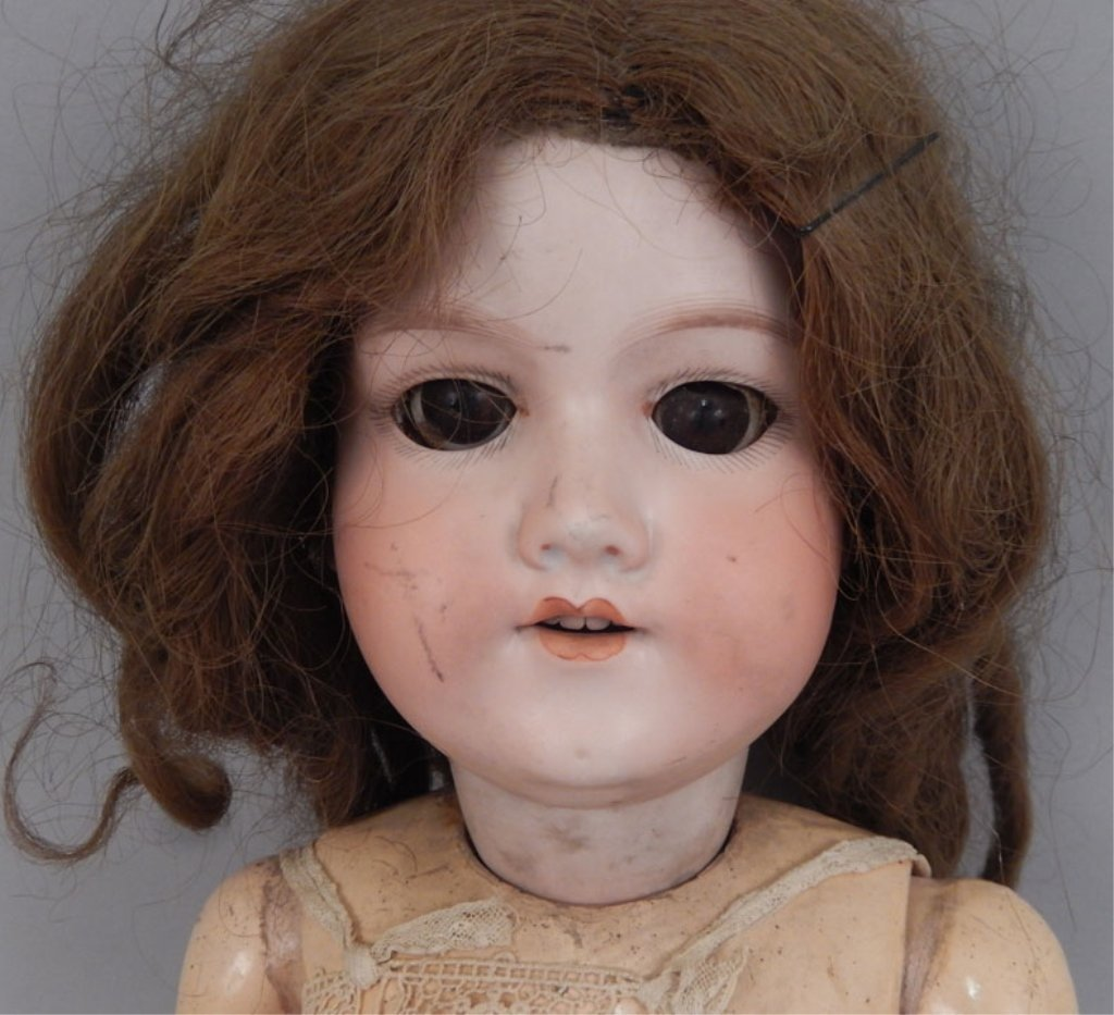 Armand Marseille 390 bisque head doll - 2