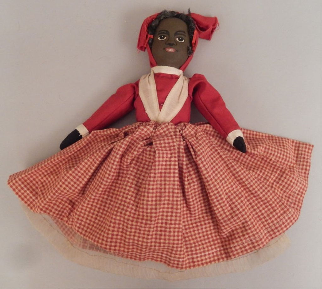 Topsy Turvy cloth doll - 2