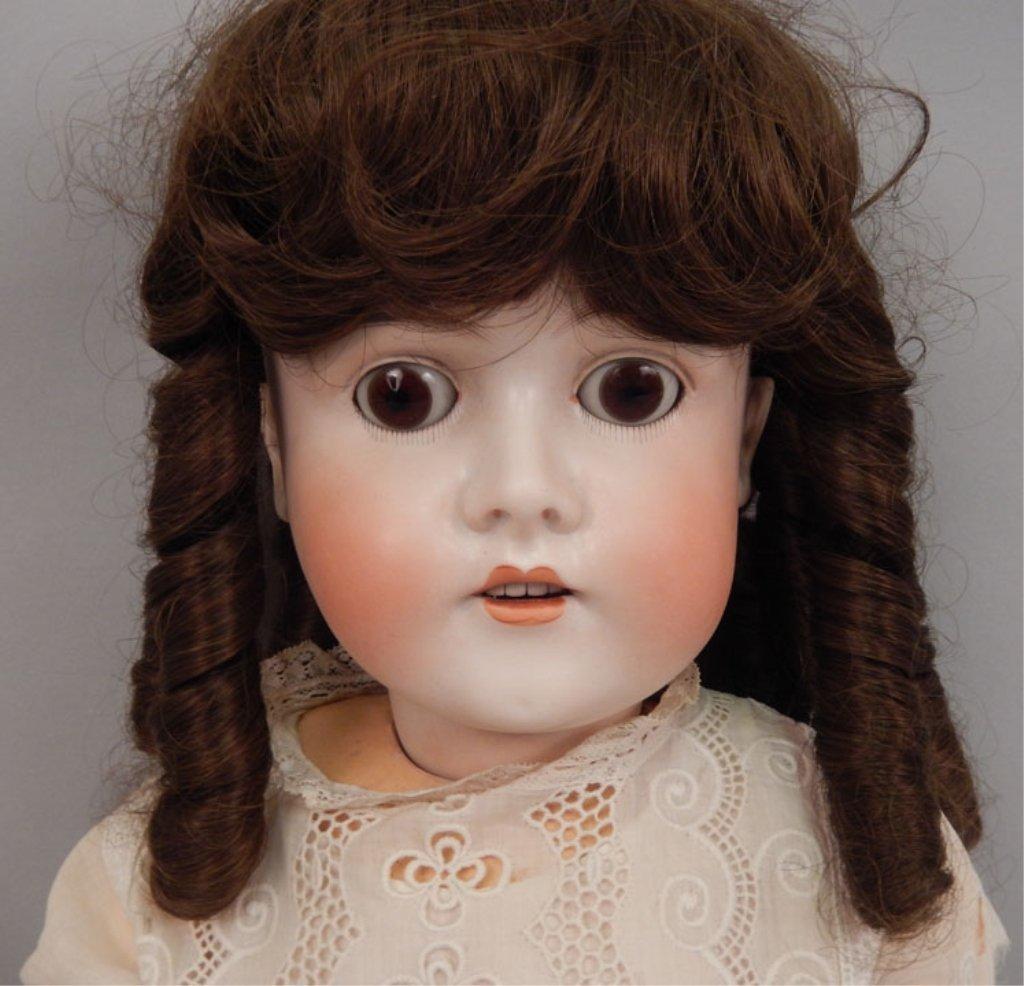 Armand Marseille Queen Louise bisque head doll - 2