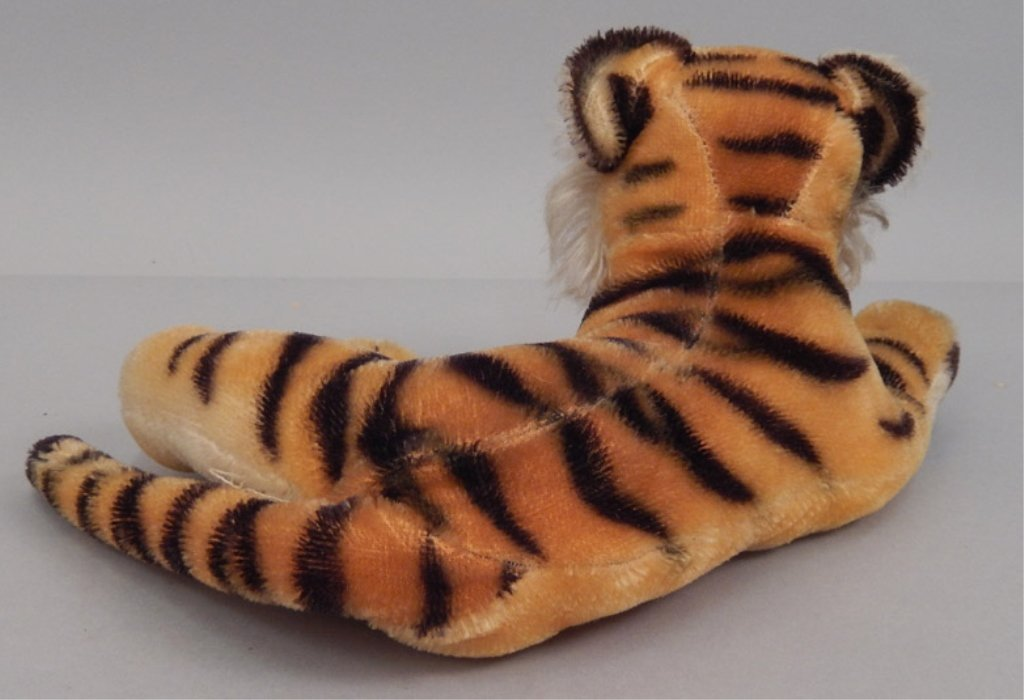Two Steiff mohair tigers - 3