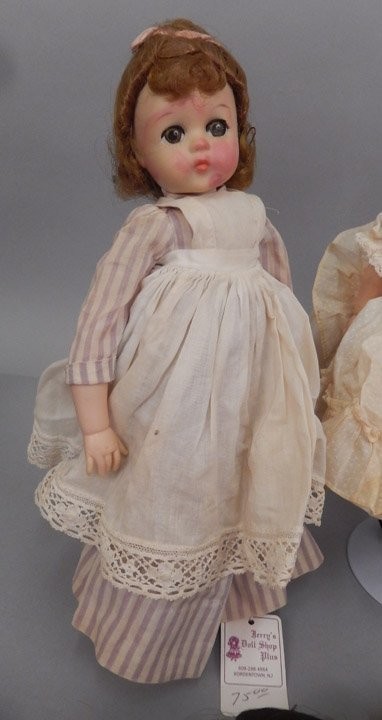Six Madame Alexander dolls - 4