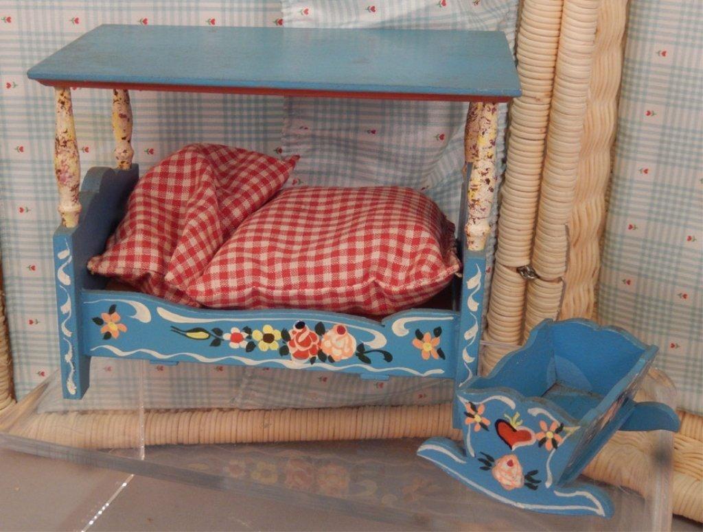 German 1970-80's Bedroom furniture set in original - 4