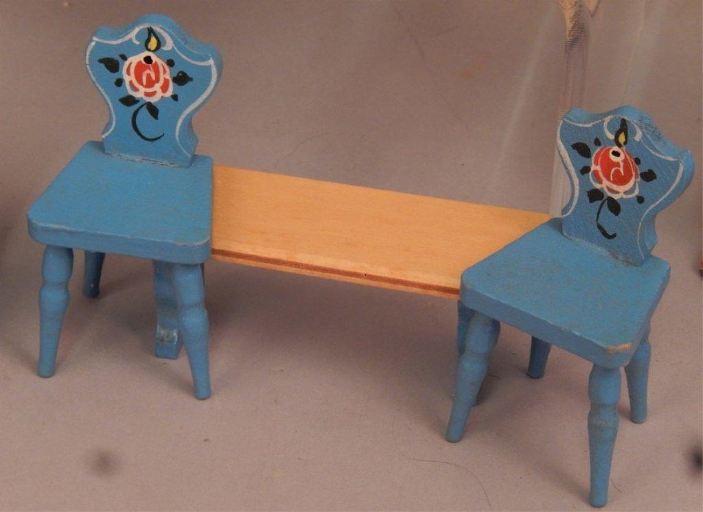 German 1970-80's Bedroom furniture set in original - 6