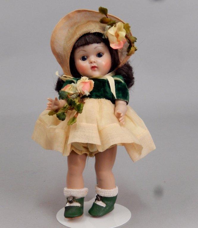 "1952 Vogue strung Ginny ""Karen"""