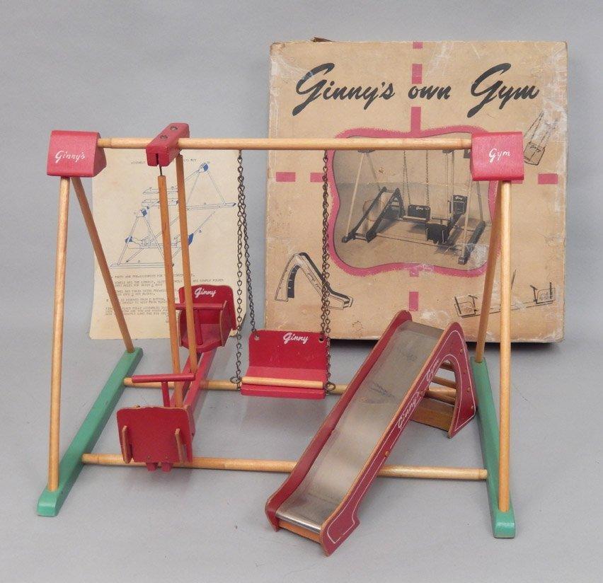 Vogue Ginny Gym