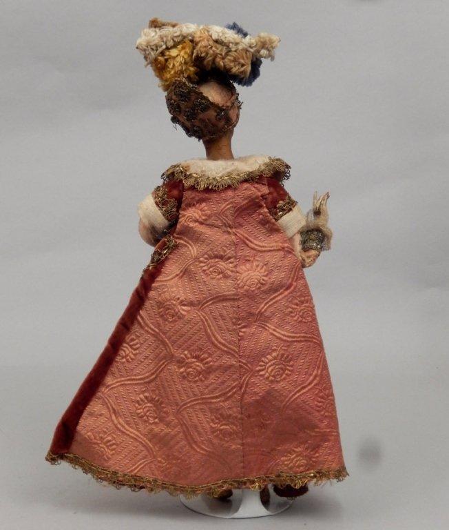 Late 1800's crèche male figure - 5