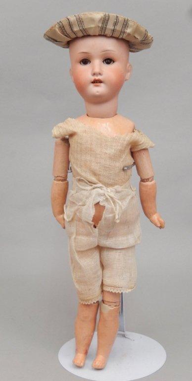 Heubach Koppelsdorf 250 bisque head doll