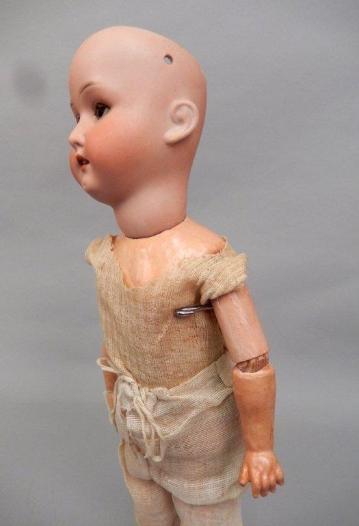 Heubach Koppelsdorf 250 bisque head doll - 5