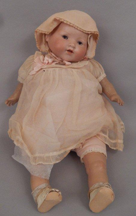 Armand Marseille bisque head doll
