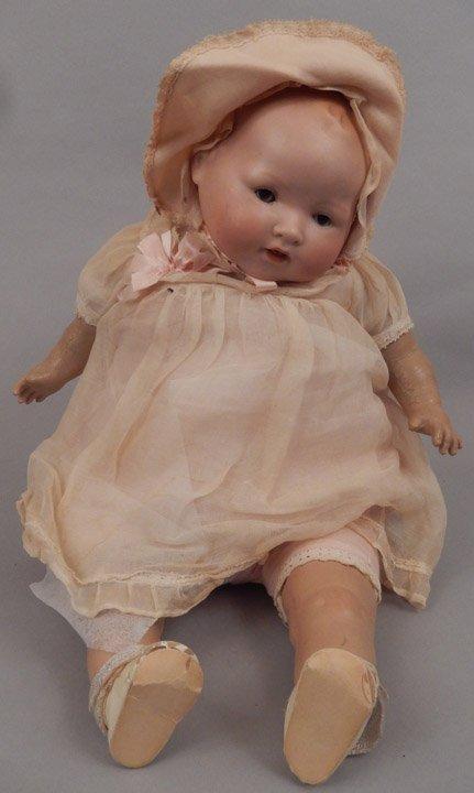 Armand Marseille bisque head doll - 2