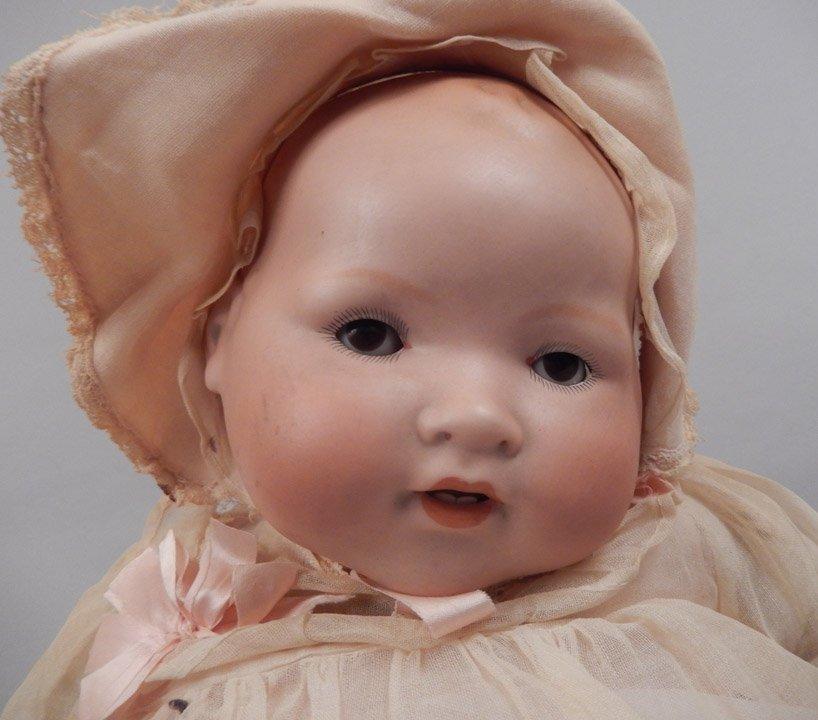 Armand Marseille bisque head doll - 3