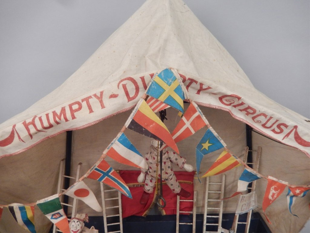 Schoenhut Humpty Dumpty Circus set - 2