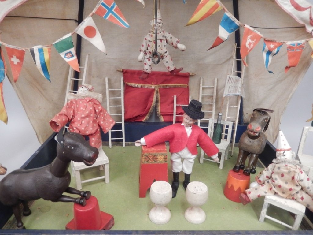 Schoenhut Humpty Dumpty Circus set - 3