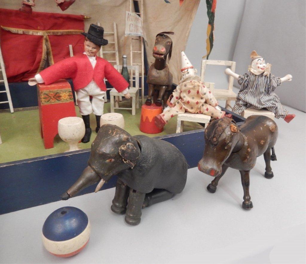 Schoenhut Humpty Dumpty Circus set - 5