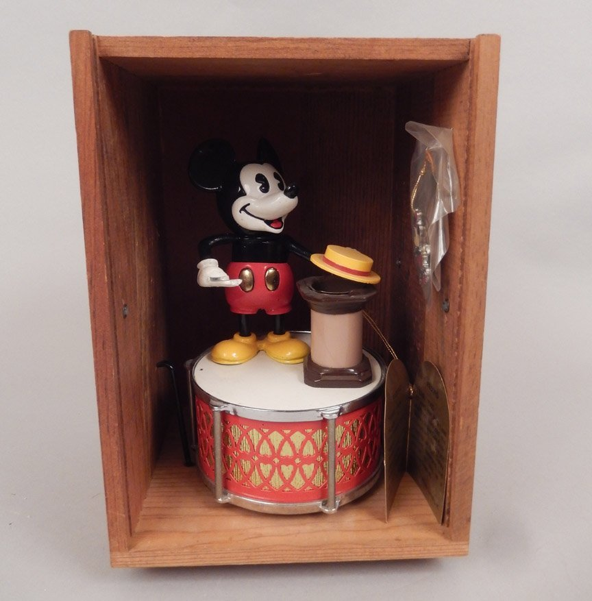 Mickey Mouse Coin Bank - 3