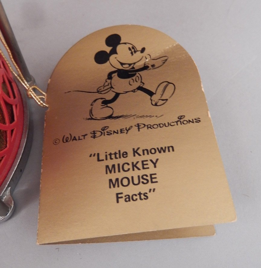 Mickey Mouse Coin Bank - 4