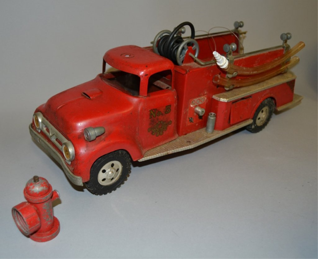 Tonka No. B-212 Fire Department Set - 3