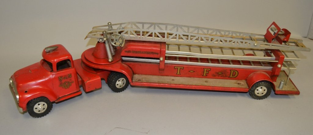 Tonka No. B-212 Fire Department Set - 4