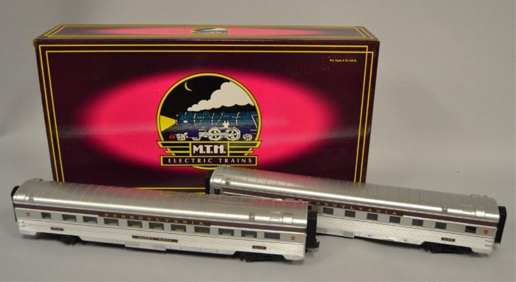 M.T.H. Pennsylvania 70' scale Streamlined Sleeper/Diner