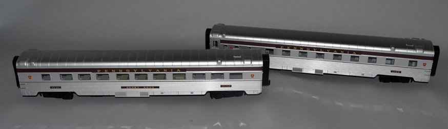 M.T.H. Pennsylvania 70' scale Streamlined Sleeper/Diner - 2