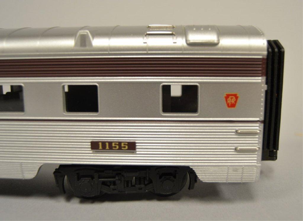 M.T.H. Pennsylvania 70' scale Streamlined Sleeper/Diner - 3