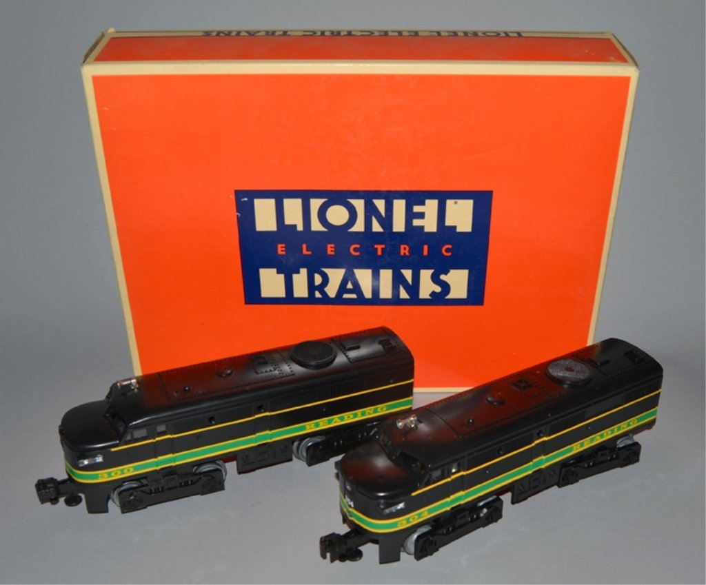 Lionel Reading FA-2 Alco A-A diesel engines - 2