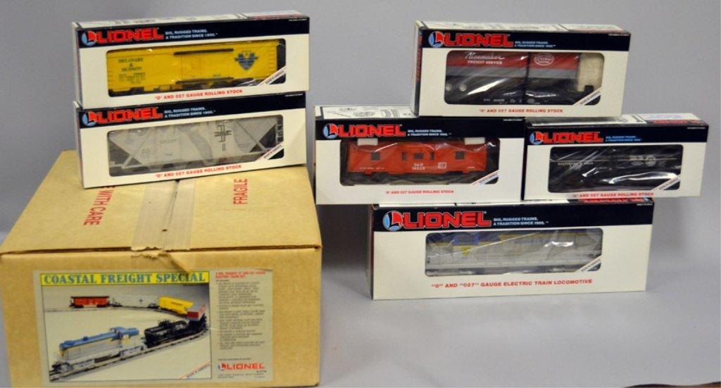 Lionel Coastal Freight Special in original box