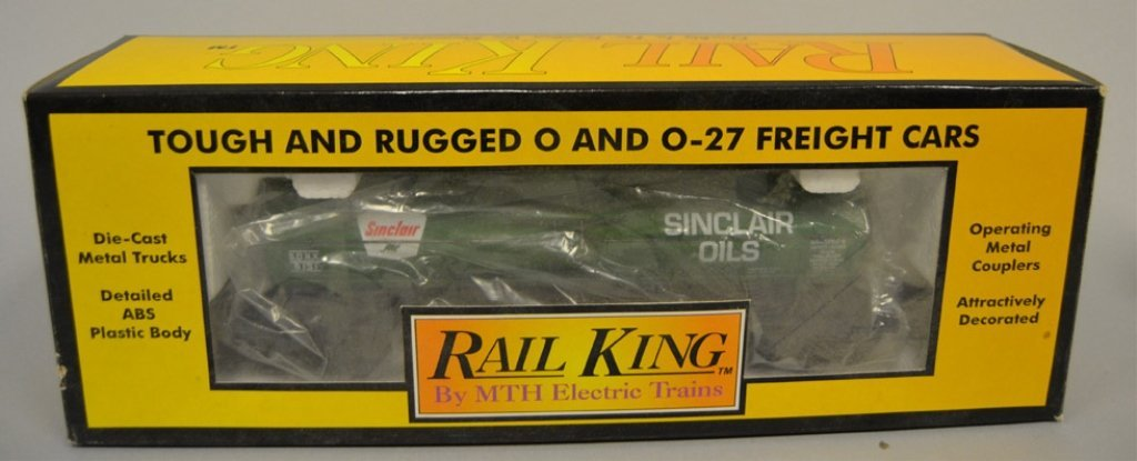 Two Rail King Freight cars - 2