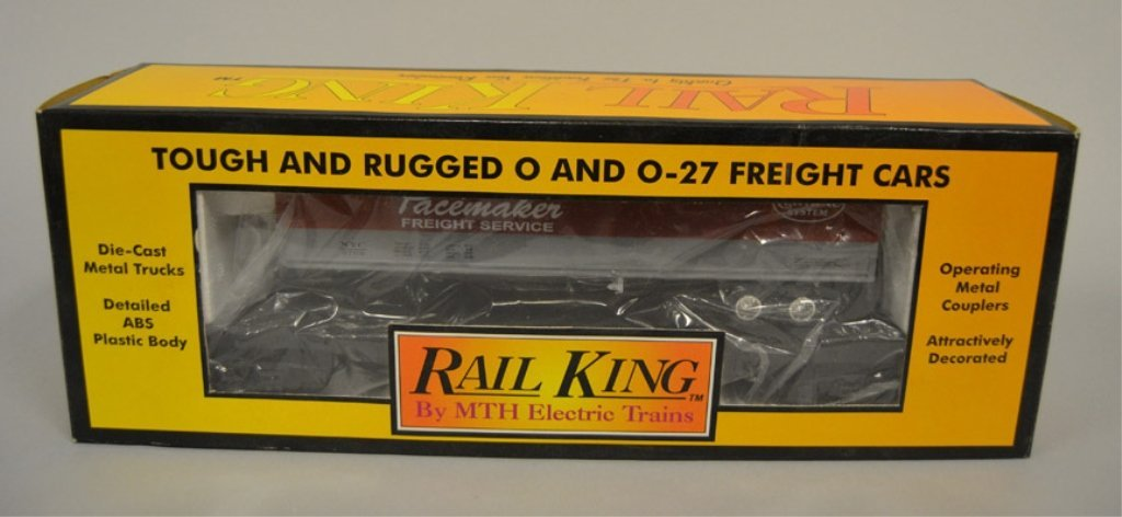 Two Rail King Freight cars - 3