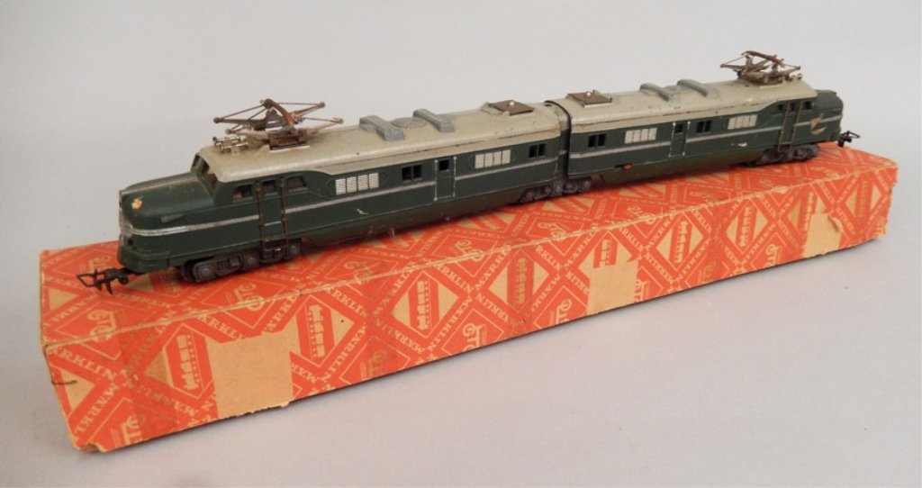 Marklin HO scale DL800 Diesel electric double