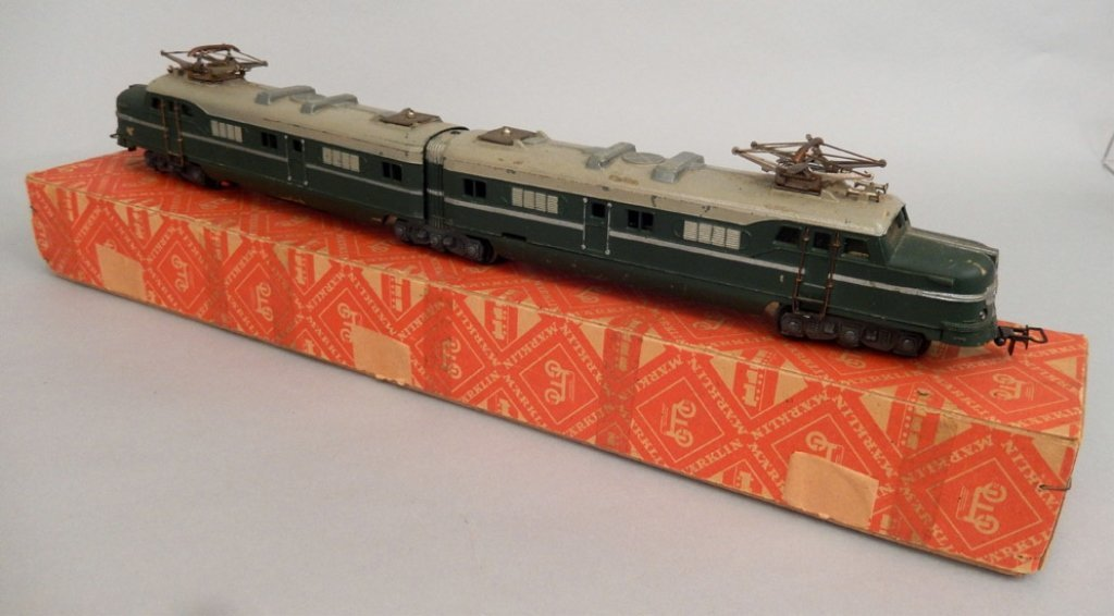 Marklin HO scale DL800 Diesel electric double - 2
