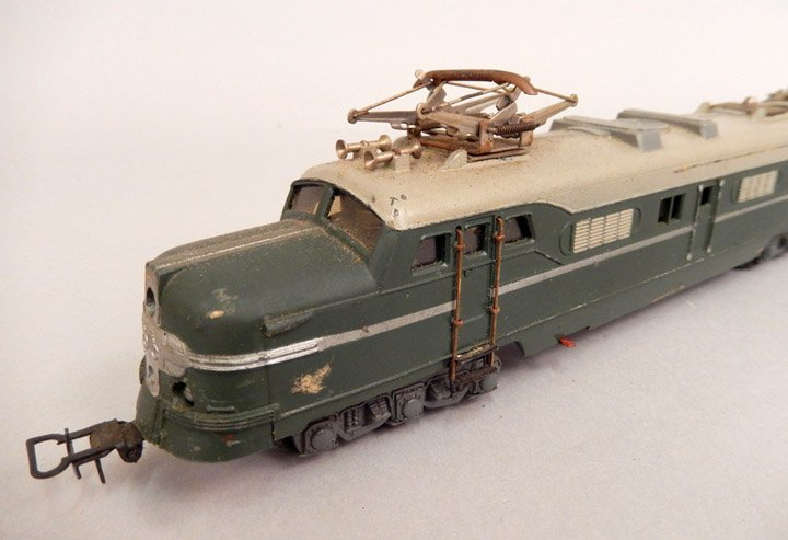 Marklin HO scale DL800 Diesel electric double - 4