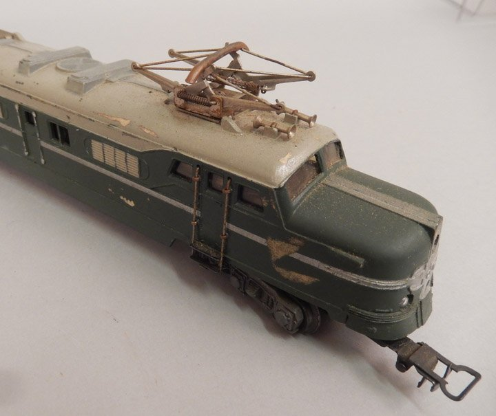 Marklin HO scale DL800 Diesel electric double - 5