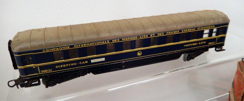 Six Marklin HO scale coach cars - 5