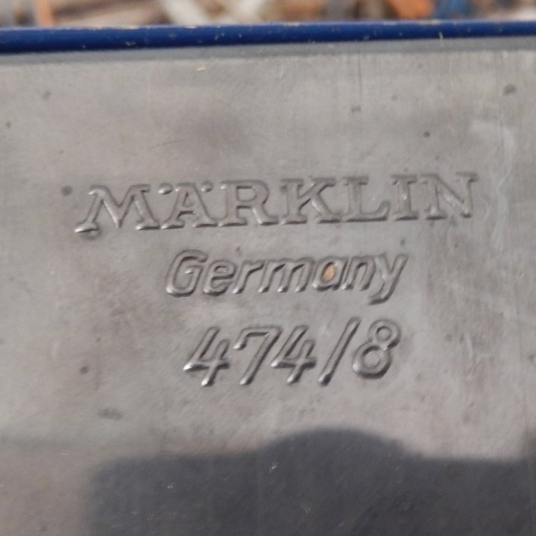 Three boxes of Marklin misc. track and pieces - 6