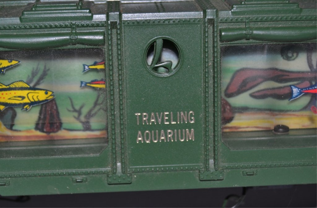 Lionel Traveling Aquarium 69308 Specialty car in - 7