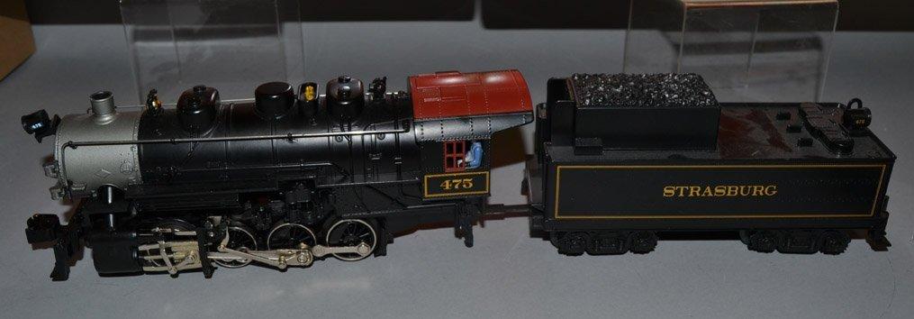 Lionel Strasburg Rail Road Steam Passenger train set in - 4