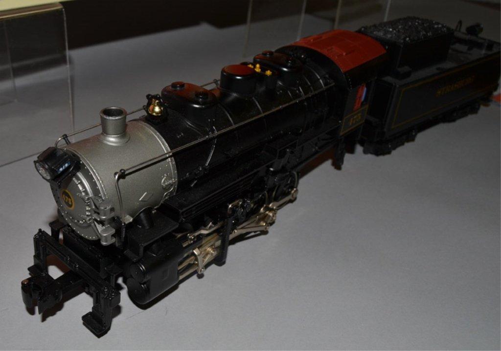 Lionel Strasburg Rail Road Steam Passenger train set in - 5