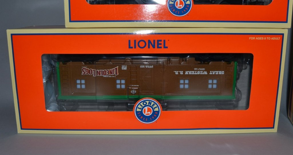 Great Western Train Set 6-30036 in original box - 7