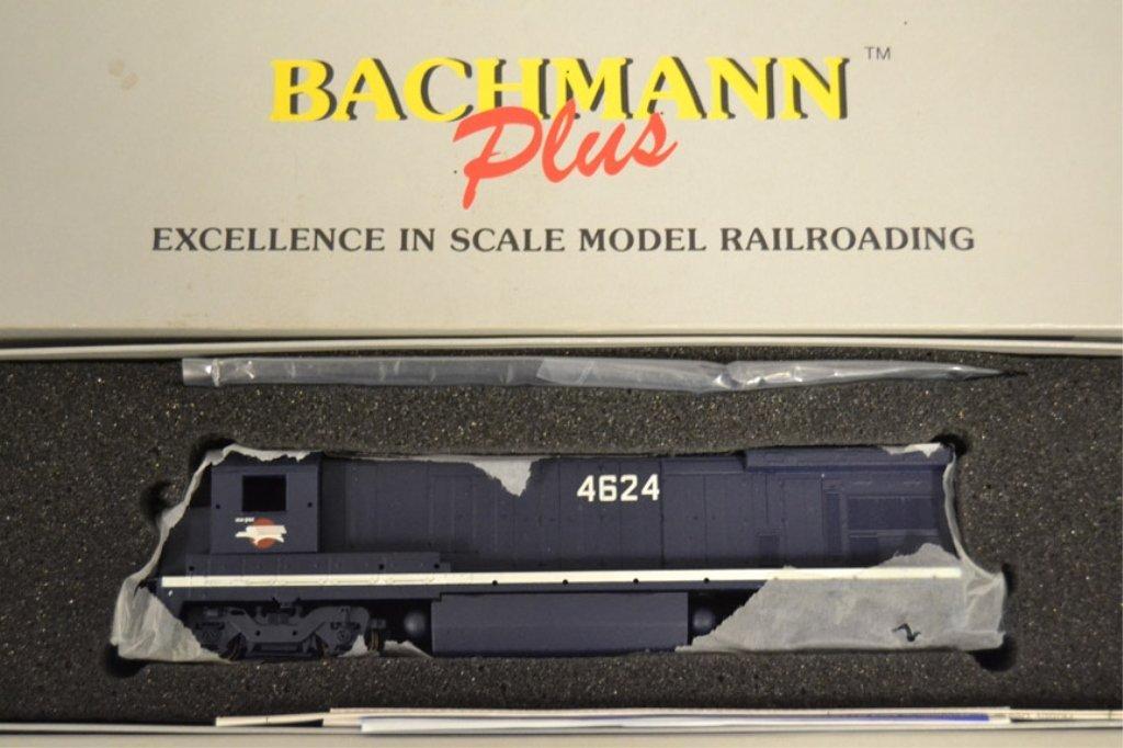 Two Bachmann Plus Diesel locomotives - 3