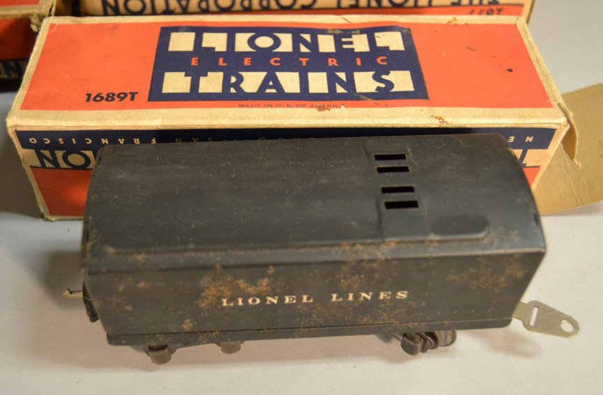 Lionel Freight Set No. 1073 with boxes - 3