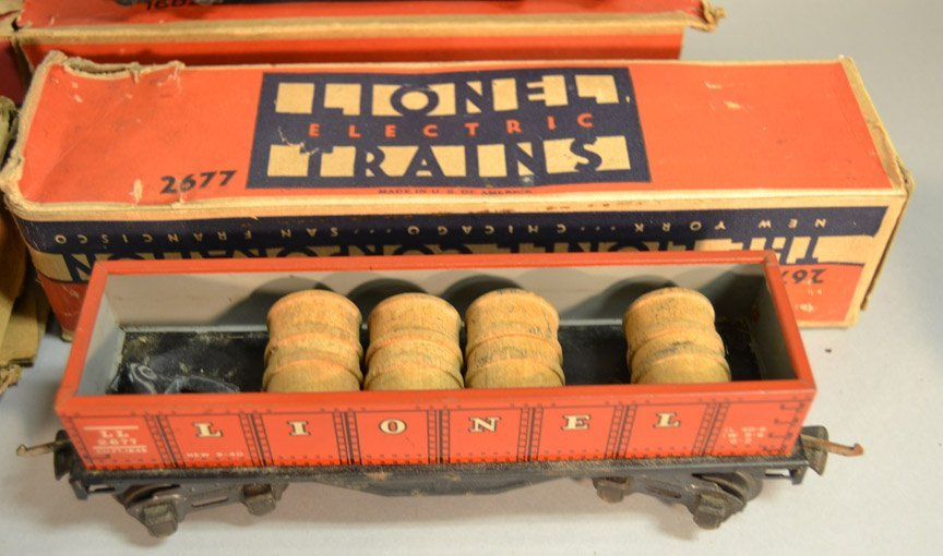 Lionel Freight Set No. 1073 with boxes - 4