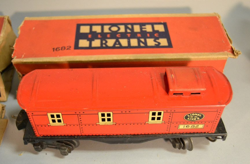 Lionel Freight Set No. 1073 with boxes - 5