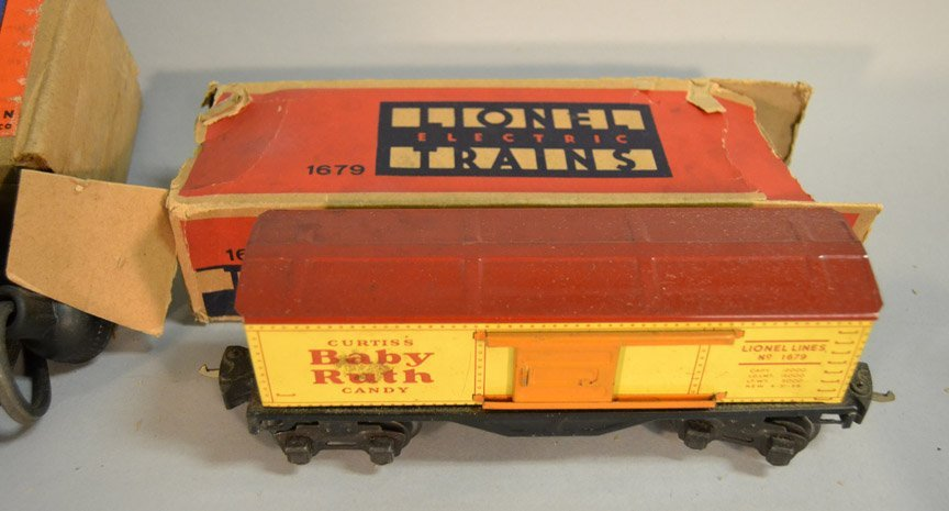 Lionel Freight Set No. 1073 with boxes - 7