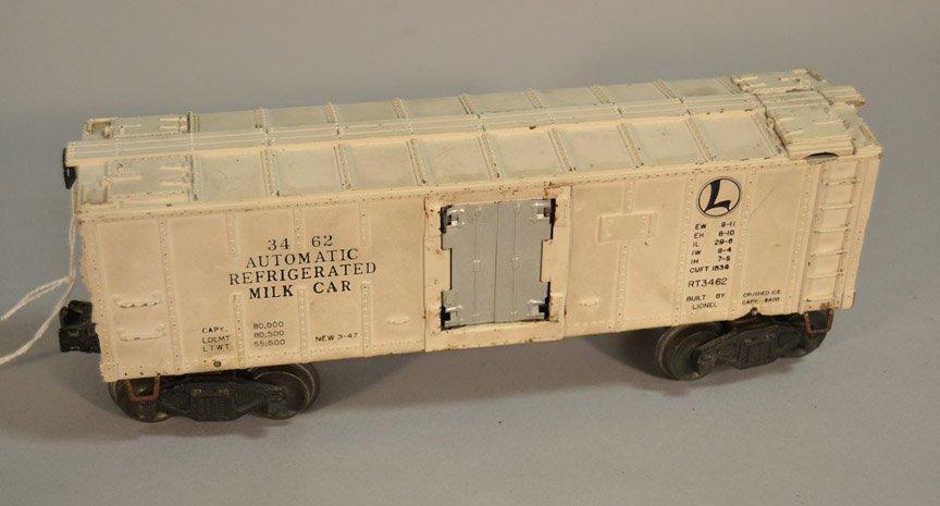 Lionel 3356 Santa Fe Horse Express car, Stockyard two - 3