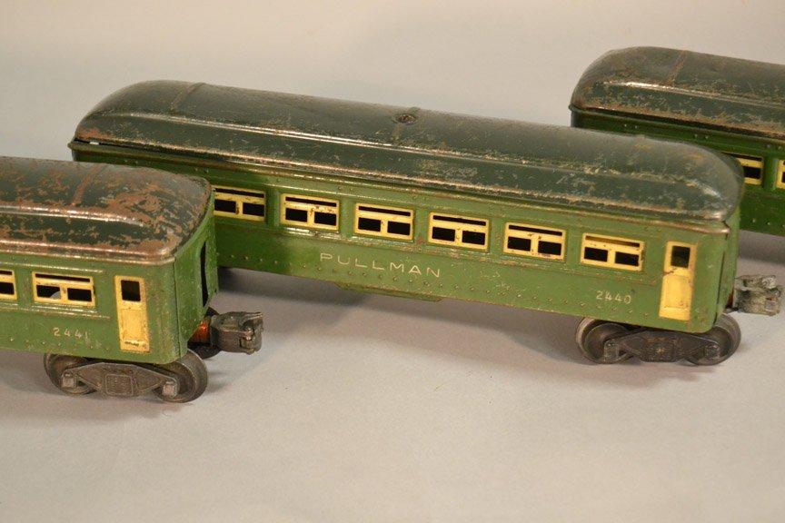 Six Lionel passenger cars - 3